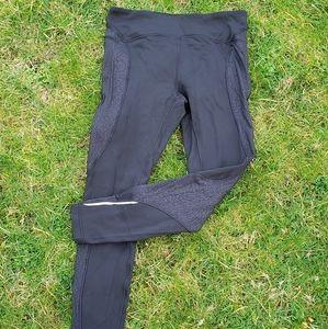 Fleece Lined Lululemon Full Length Leggings Sz 10